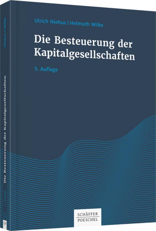 Cover-Bild Die Besteuerung der Kapitalgesellschaften