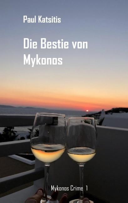 Cover-Bild Die Bestie von Mykonos