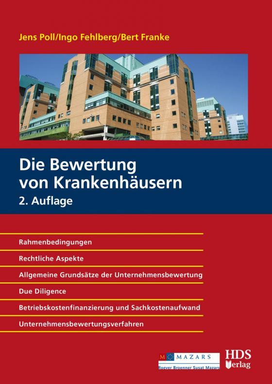 Cover-Bild Die Bewertung von Krankenhäusern Kompakt