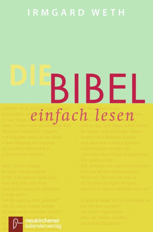 Cover-Bild Die Bibel. einfach lesen