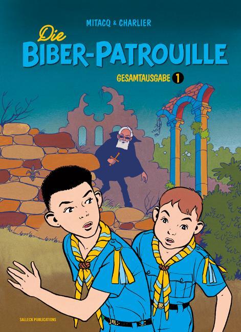 Cover-Bild Die Biber-Patrouille