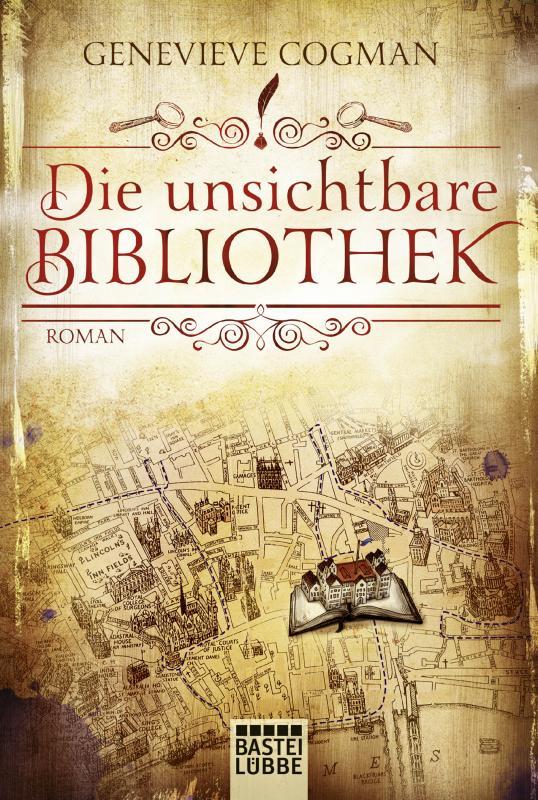 Cover-Bild Die Bibliothekare / Die unsichtbare Bibliothek