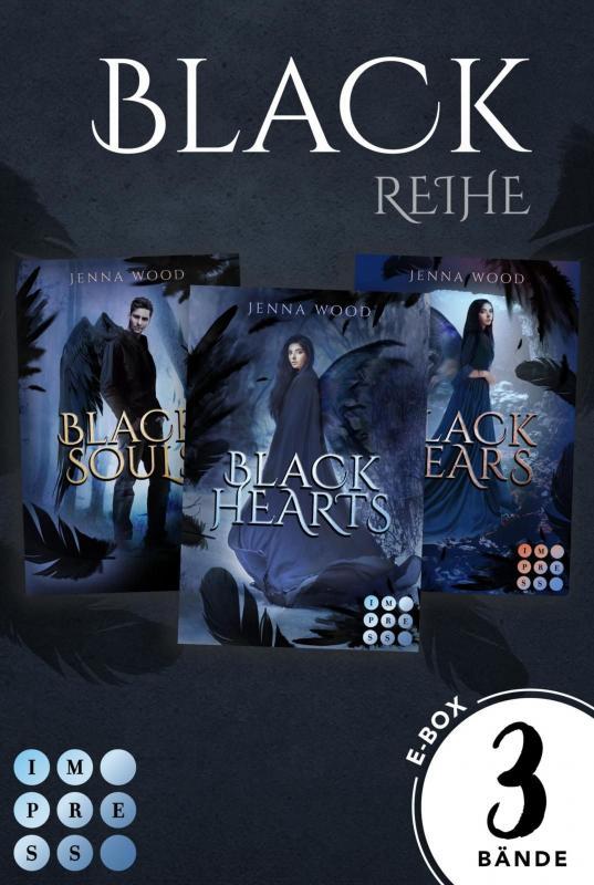 Cover-Bild Die Black-Reihe: Sammelband zur düster-magischen »Black-Reihe«