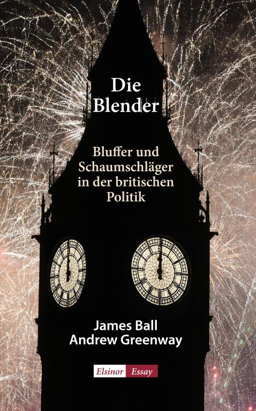 Cover-Bild Die Blender