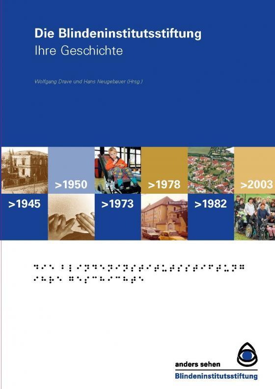 Cover-Bild Die Blindeninstitutsstiftung