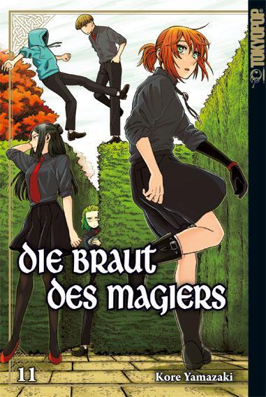 Cover-Bild Die Braut des Magiers 11