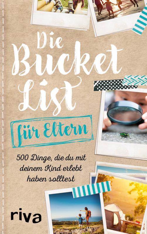 Cover-Bild Die Bucket List für Eltern