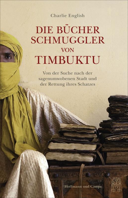 Cover-Bild Die Bücherschmuggler von Timbuktu