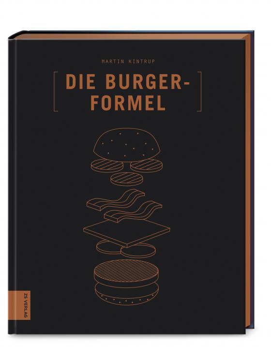 Cover-Bild Die Burger-Formel