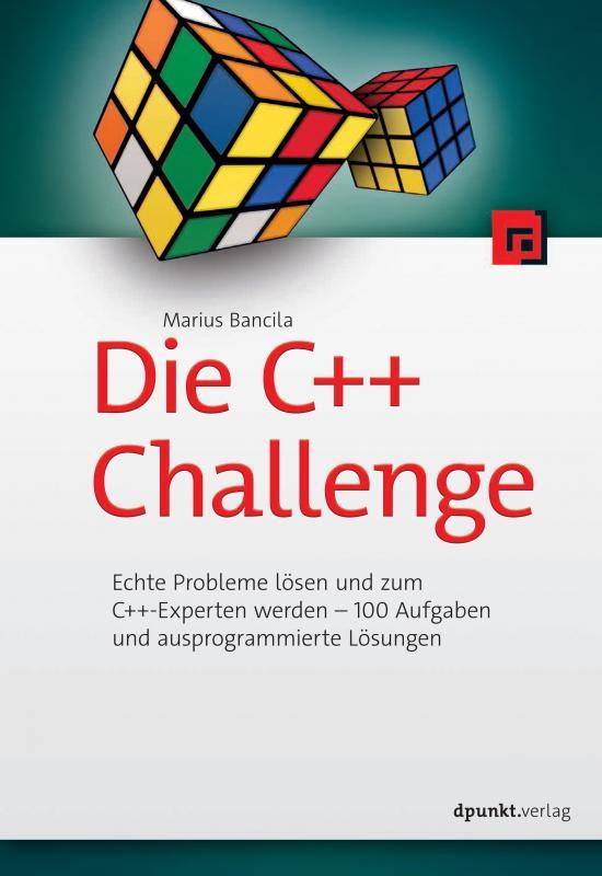 Cover-Bild Die C++-Challenge