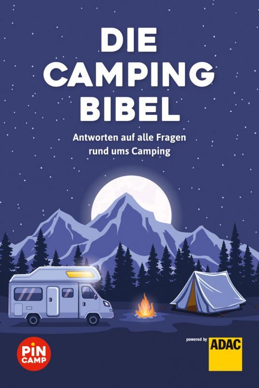 Cover-Bild Die Campingbibel