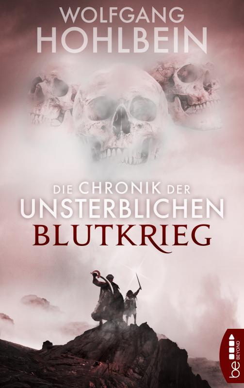 Cover-Bild Die Chronik der Unsterblichen - Blutkrieg