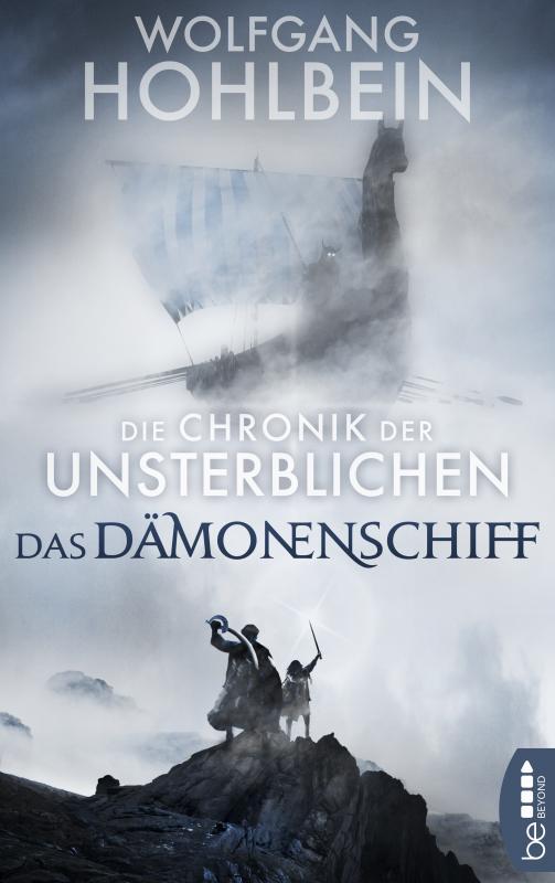 Cover-Bild Die Chronik der Unsterblichen - Das Dämonenschiff