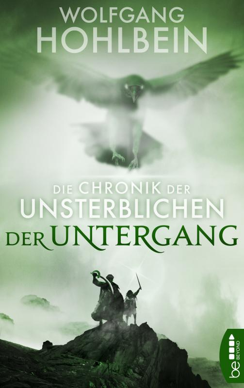 Cover-Bild Die Chronik der Unsterblichen - Der Untergang