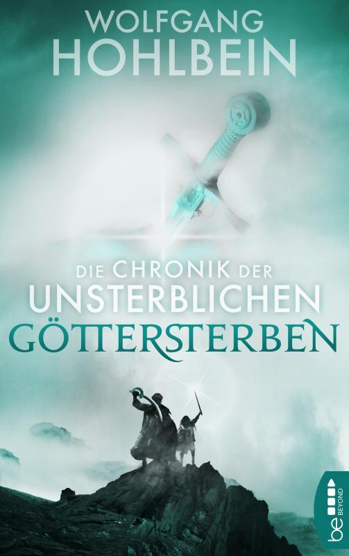 Cover-Bild Die Chronik der Unsterblichen - Göttersterben