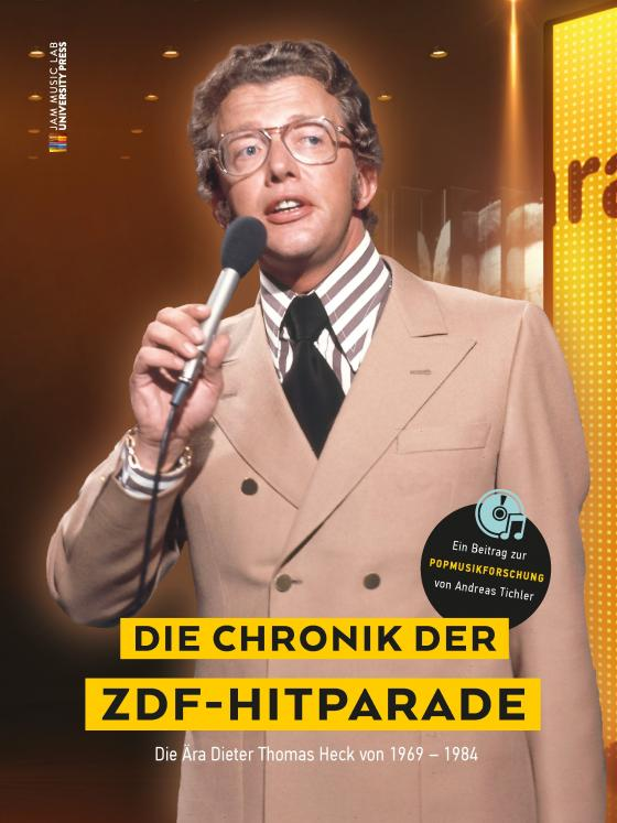 Cover-Bild Die Chronik der ZDF-Hitparade.