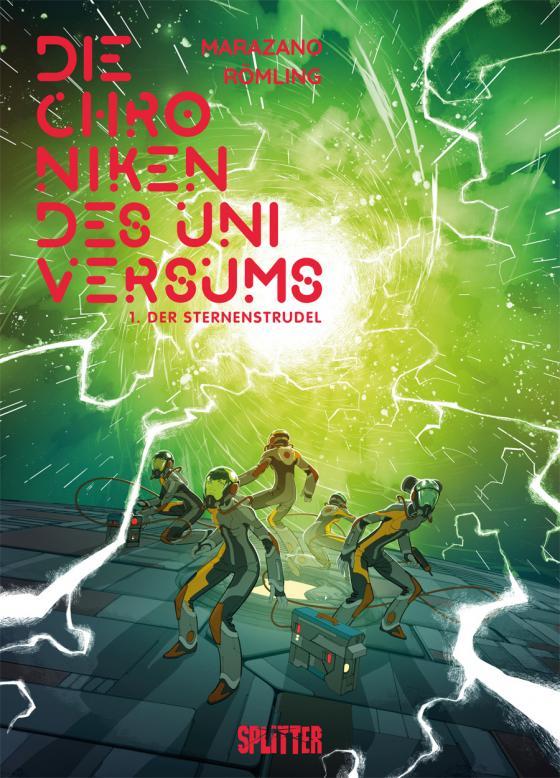 Cover-Bild Die Chroniken des Universums. Band 1
