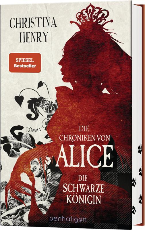 Cover-Bild Die Chroniken von Alice - Die Schwarze Königin
