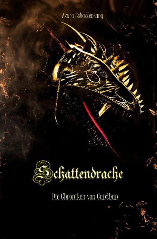 Cover-Bild Die Chroniken von Canthan / Schattendrache