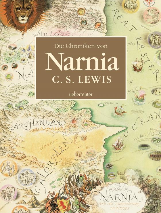 Cover-Bild Die Chroniken von Narnia - Illustrierte Gesamtausgabe