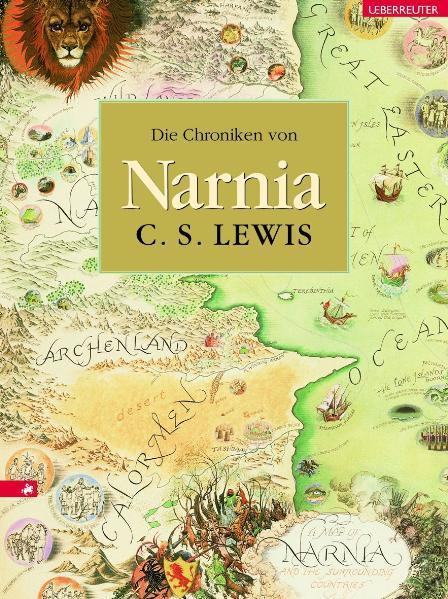 Cover-Bild Die Chroniken von Narnia