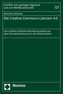 Cover-Bild Die Creative Commons-Lizenzen 4.0