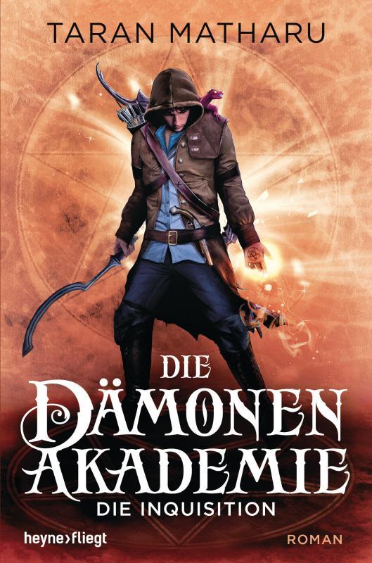 Cover-Bild Die Dämonenakademie - Die Inquisition