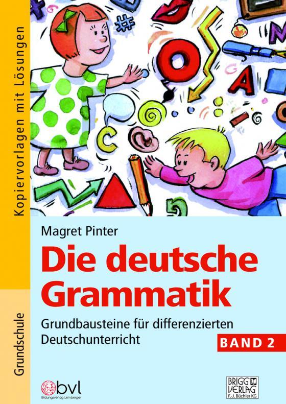 Cover-Bild Die deutsche Grammatik - Band 2