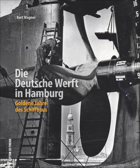 Cover-Bild Die Deutsche Werft