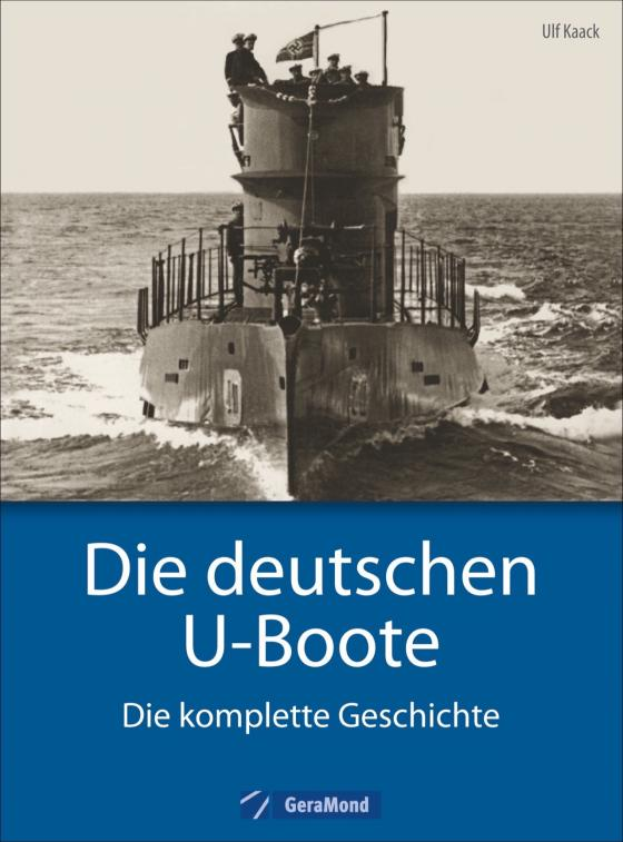 Cover-Bild Die deutschen U-Boote