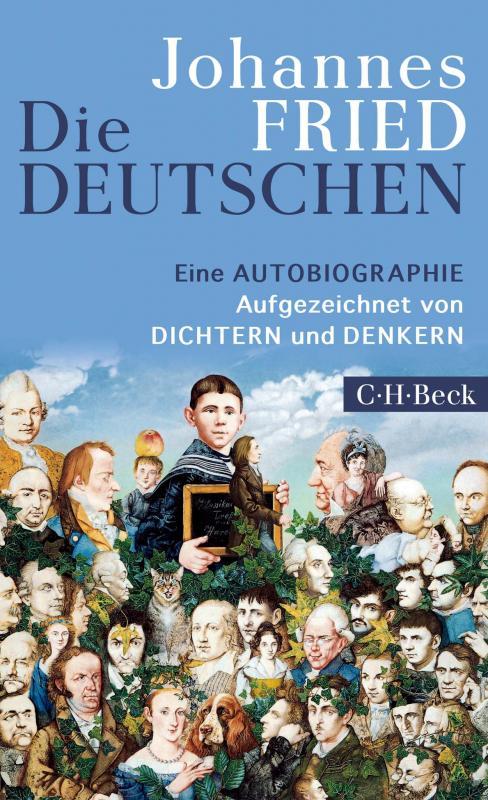 Cover-Bild Die Deutschen
