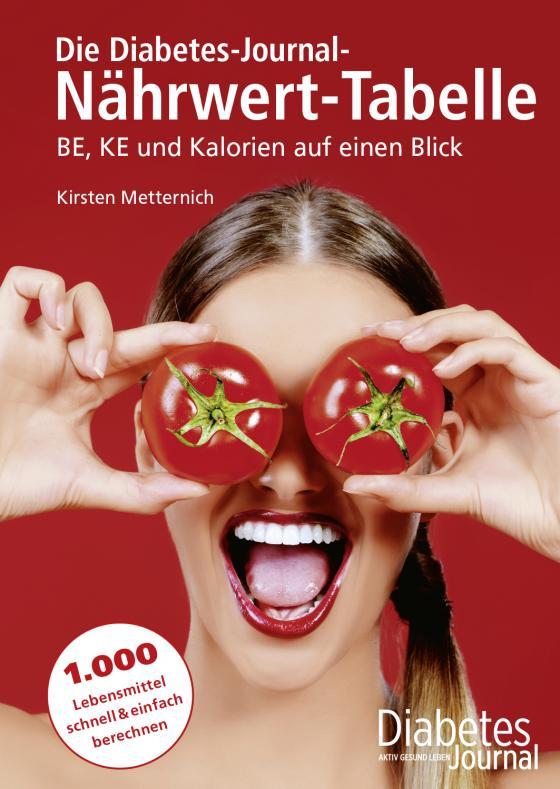 Cover-Bild Die Diabetes-Journal-Nährwert-Tabelle