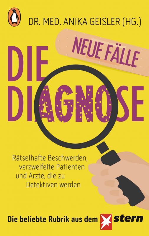 Cover-Bild Die Diagnose – neue Fälle