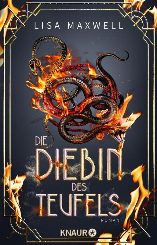 Cover-Bild Die Diebin des Teufels
