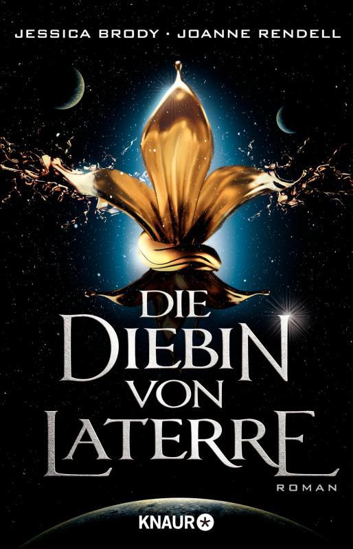 Cover-Bild Die Diebin von Laterre