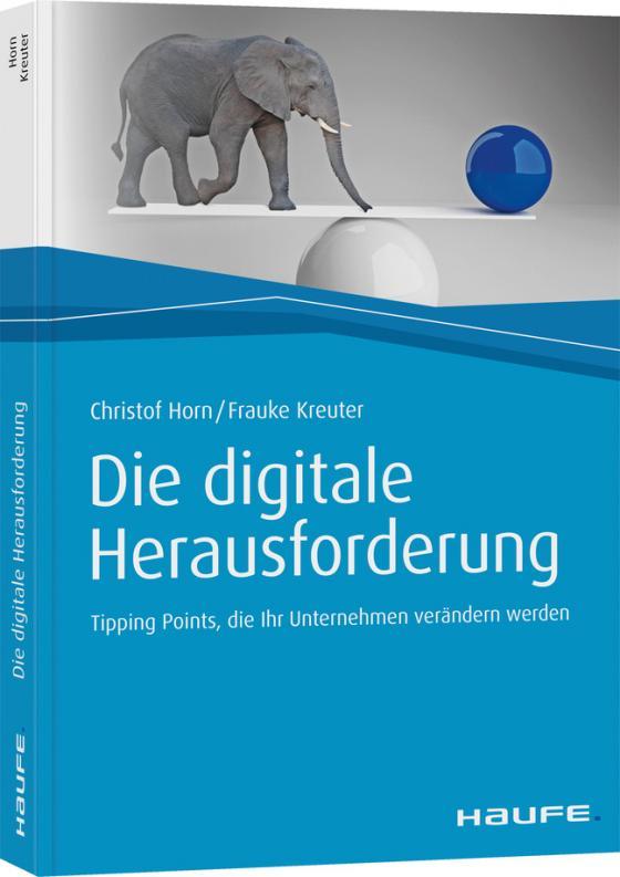 Cover-Bild Die digitale Herausforderung