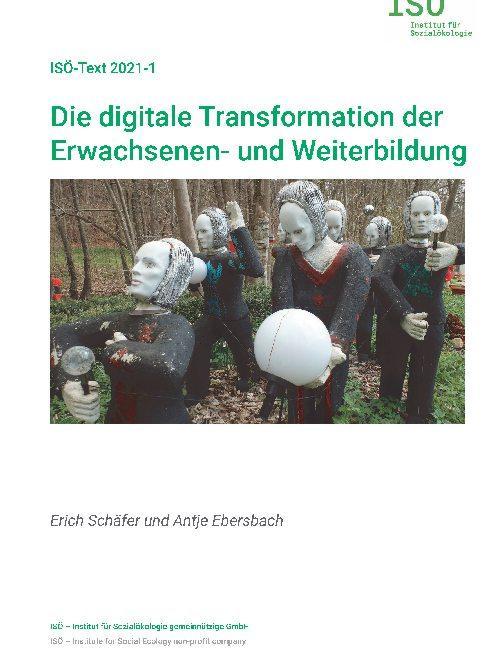 Cover-Bild Die digitale Transformation der Erwachsenen- und Weiterbildung