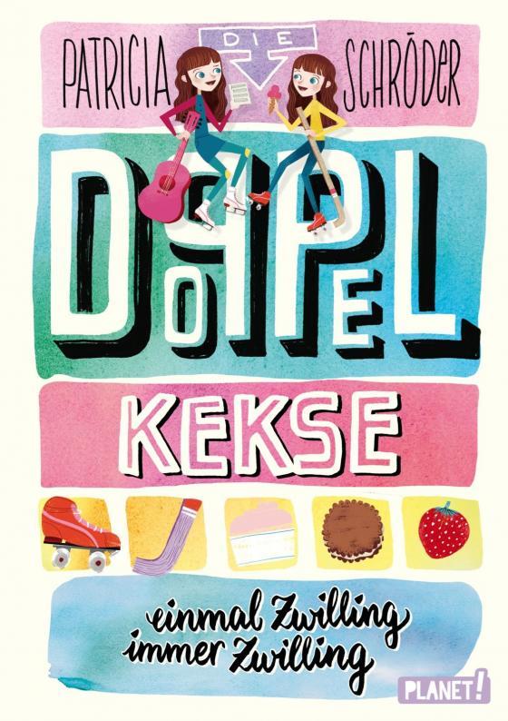 Cover-Bild Die Doppel-Kekse 1: Einmal Zwilling, immer Zwilling