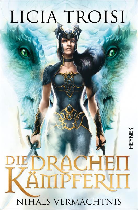 Cover-Bild Die Drachenkämpferin: Nihals Vermächtnis -