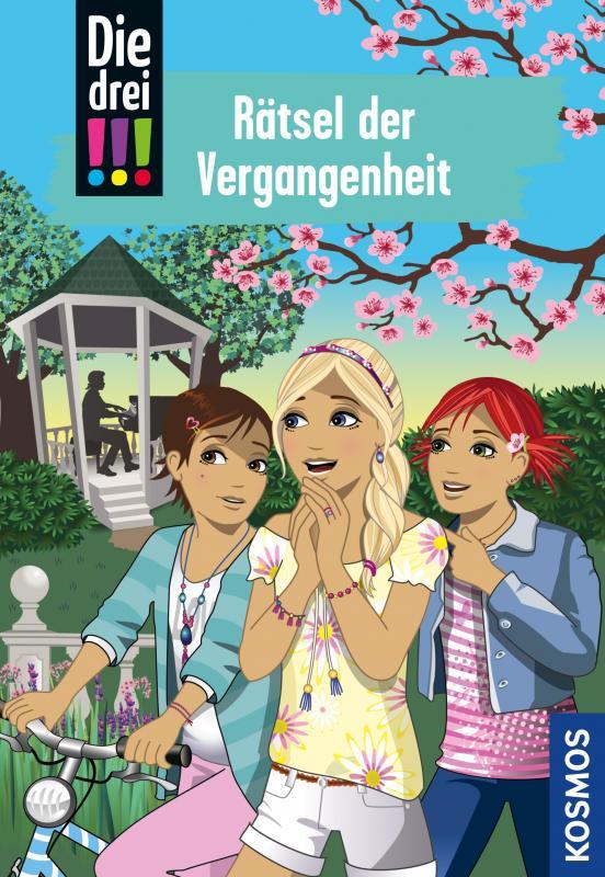 Cover-Bild Die drei !!!, 74, Rätsel der Vergangenheit (drei Ausrufezeichen)