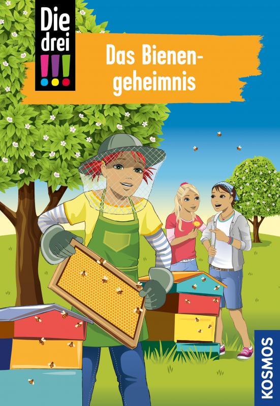 Cover-Bild Die drei !!!, 78, Das Bienengeheimnis (drei Ausrufezeichen)