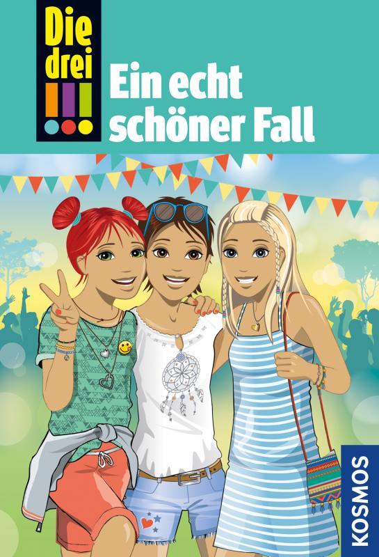 Cover-Bild Die drei !!!, 80, Ein echt schöner Fall