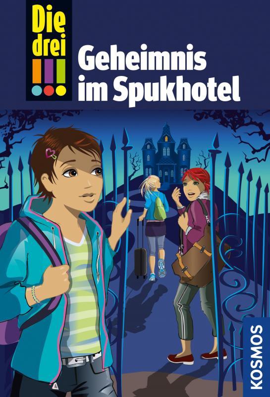 Cover-Bild Die drei !!!, 81, Geheimnis im Spukhotel (drei Ausrufezeichen)