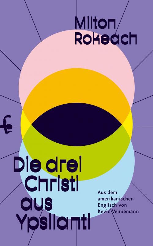 Cover-Bild Die drei Christi aus Ypsilanti