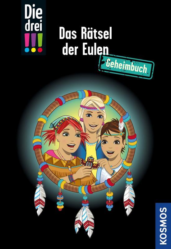 Cover-Bild Die drei !!!, Das Rätsel der Eulen