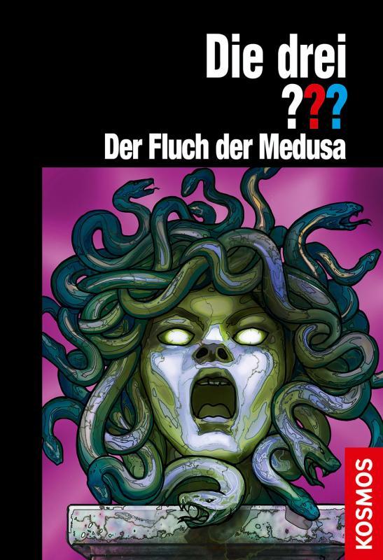 Cover-Bild Die drei ??? Der Fluch der Medusa