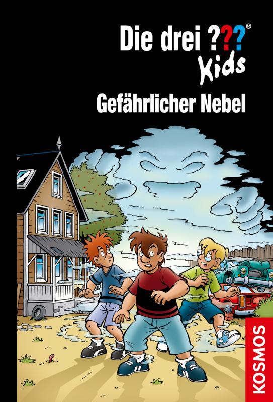 Cover-Bild Die drei ??? Kids, 80, Gefährlicher Nebel