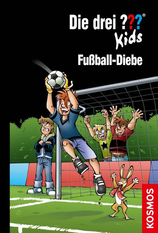 Cover-Bild Die drei ??? Kids, 83, Fußball-Diebe (drei Fragezeichen Kids)