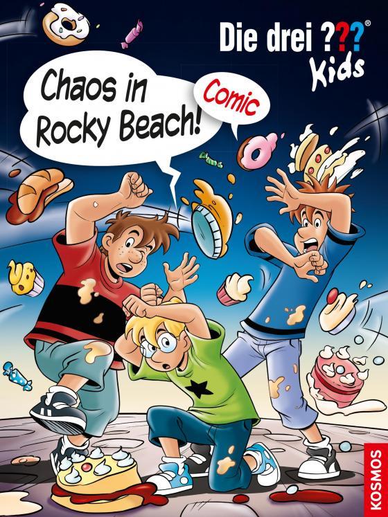 Cover-Bild Die drei ??? Kids, Chaos in Rocky Beach! (drei Fragezeichen Kids)