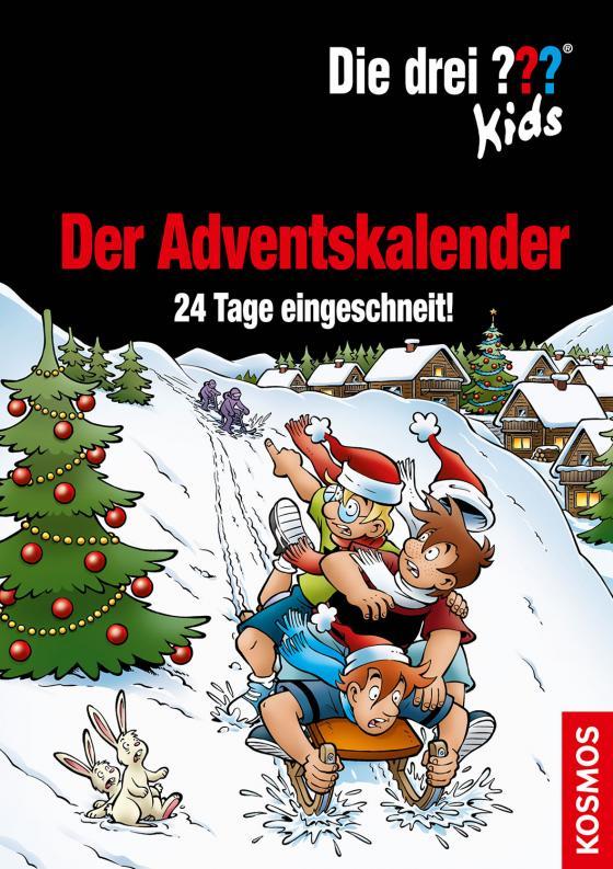 Cover-Bild Die drei ??? Kids, Der Adventskalender